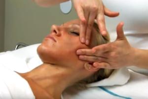 Остеопатия массаж лица