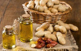 Польза арахисового масла для организма