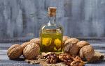Вся польза ежедневного приёма масла грецкого ореха