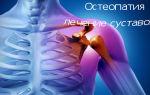 Как Остеопаттолог лечит суставы: диагностика, методы.