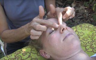 Можно ли делать массаж при гайморите