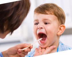 Остеопатия — лечение аденойды и миндалин у детей