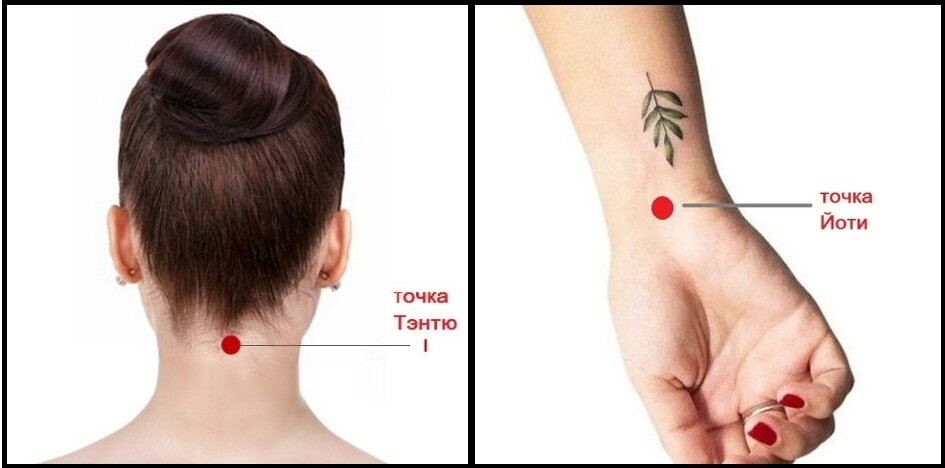 Акупунктурный, лечебный точечный массаж