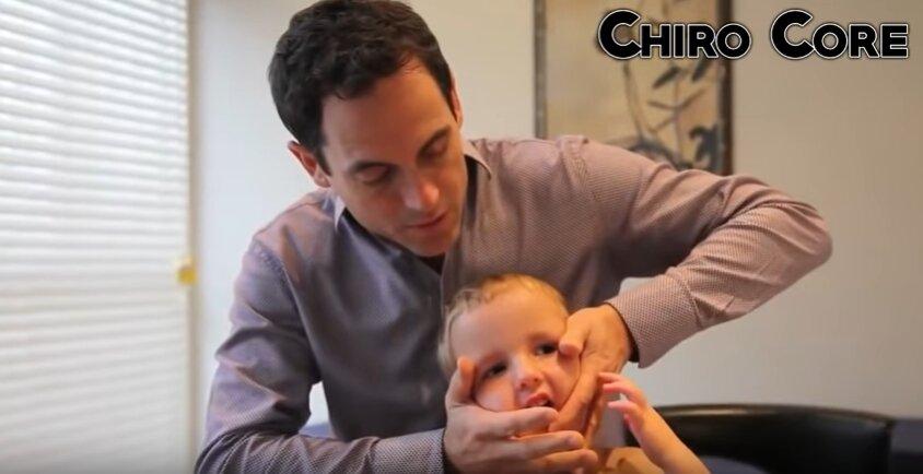 Остеопатия у новорожденных